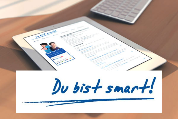 Initiative du-bist-smart von MINHOFF